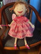 Pinkalicious Plush Fairy Doll 18 Madame Alexander Wand Wings Crown By Kann 2009