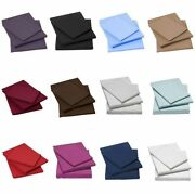 1500 Tc Ultra Soft Egyptian Cotton 6 Pc Bed Sheet Set All Us Sizes And Solid Color
