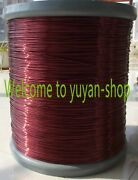Length=1-30m 2.5mm Qz-2-130 Enameled Copper Wire Round Magnetic Coil V55k Ch