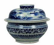 Antique Chinese Porcelain Soup Tureen