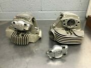 Ducati 750ss 1970s Desmo Cylinder Head Set