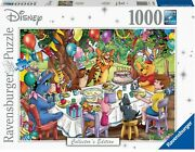 Disney Winnie The Pooh 1000 Piece Puzzle By Ravensburger ✅ Brand New ✅