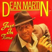 Dean Martin Just In Time - Cd - Brand New/still Sealed - Rare
