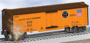Lionel 6-29830 Pacific Fruit Express Hot Box Reefer Nos