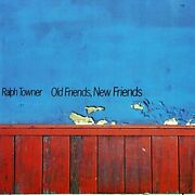 Ralph Towner - Old Friends New Friends - Cd - Original Recording Reissued Import