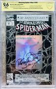 Amazing Spiderman 365 Cbcs Cgc 9.6 1st Spiderman 2099 Signed Mark Bagley More