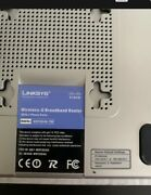 Linksys T-mobile Hotspot ,wireless Router With Home Phone Connection.no Ac Adapt