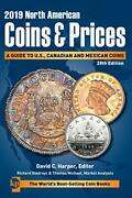 2019 North American Coins And Prices A Guide To U.s., By David C. Harper And Thomas