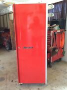 Snap On Snapon Snap-on Red Side Locker Hangs To Lower Snap On Tool Box
