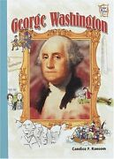 George Washington History Maker Bios By Candice F. Ransom Mint Condition