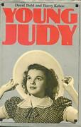 Young Judy Biography Of Judy Garland By David And Kehoe Dahl - Hardcover Vg+