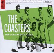 Coasters - Baby That Is Rock 'n' Roll - Cd - Import - Brand New/still Sealed