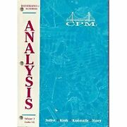 College Preparatory Mathematics 4 Units 1-6 By Sallee And Kysh
