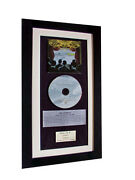 Fall Out Boy Under Cork Tree Classic Cd Album Quality Framed+fast Global Ship