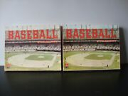 Avalon Hill Lot Of 2 Baseball Strategy Realistic Sports Game
