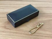 Tom Ford Rare 18k Yellow Gold Key Ring - Rare Gift For Vips