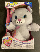 The Original Doodle Bear 25th Anniversary Limited Edition Washable Markers