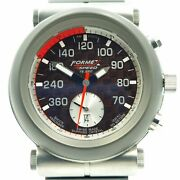 Formex - 4speed - Ts 350 - Chronograph - Full Set - Nos - 3501.3174 - Swiss Made