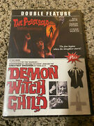 The Possessed / Demon Witch Child Double Feature Dvd - New Rare