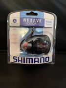 Shimano Nexave 1000fd Spin Reel New Sealed Stainless Steel Ball Bearings