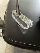 Highly Collectible Hoya Japan Crystal Blade Putter - Very Rare