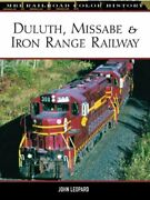 Duluth Missabe And Iron Range Railway Mbi Railroad Color By John Leopard Vg+