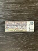 Miguel Cabrera Major League Debut Full Ticket And 1st Hr - Rare-
