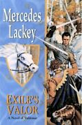 Exile's Valor Valdemar By Mercedes Lackey - Hardcover Brand New