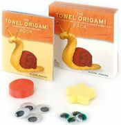 Towel Origami Pack By Alison Jenkins Excellent Condition