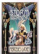Storm Warning Mage Storms, Book 1 By Mercedes Lackey - Hardcover Brand New