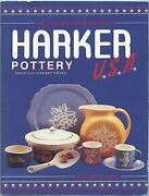 Collectorand039s Guide To Harker Pottery U.s.a. Identification By Neva Colbert Mint