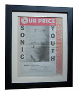 Prefab Sprout+best Of+poster+ad+original 1992+quality Framed+express Global Ship