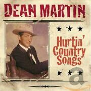 Dean Martin - Hurtin' Country Songs - Cd - Import - Brand New/still Sealed