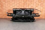 Bmw G11 G12 730i 740 Front Panel Frontal Reinforcement Coolers Fan 10 Km