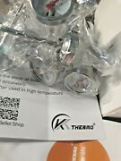 Kt Thermo Steak Button Thermometer, Poultry Meat Thermometer Set Of 8