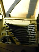 Cased Mitutoyo 0 - 11 Outside Micrometer Set - 12 Pcs 815