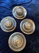 Vintage Ss Chevrolet Motor Division Oem Center Hub Cap Derby Style Rally 14-15andrdquo