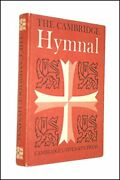 Cambridge Hymnal Full Music Edition By David Holbrook And Elizabeth Poston