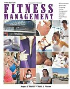 Fitness Management By Stephen J. Tharrett And James A. Peterson Mint Condition