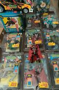 Spawn Todd Toys Series 1 Collection Lot 1994 Spawn Mobile Free Priority Shipping