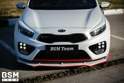 Painted Body Kits For Kia Pro Ceed Jd 2012-2018 Abs Oem Color
