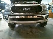 Front Bumper Lower Bar Chrome Only With Park Assist Fits 19 Ranger