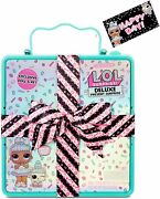L.o.l. Surprise Delux Present Sprinkles Doll Pet Limited Edition Lol Deluxe