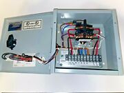 Centripro A3-2012, Simplex Wastewater Control Panel, 1/3 To 2 Hp, D2517