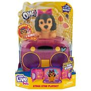 New Little Live Pets Omg Pets Have Talent Playset