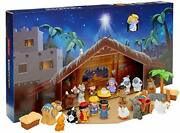 Fisher-price Little People Nativity Advent Calendar Exclusive