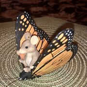 Dean Griff Charming Tails Figurine 89/190 Maxineandrsquos Butterfly Ride - No Box
