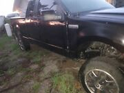 2008 Ford F-150 Fx2 Parts Rouch 20s Wheels Sport Package