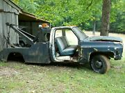 1973 Chevy C30 Wrecker W/holmes 220 Tow Truck Boom No T1tle Salvage Parts Car
