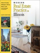 Modern Real Estate Practice In Illinois, 6th Edition By Fillmore W. Mint